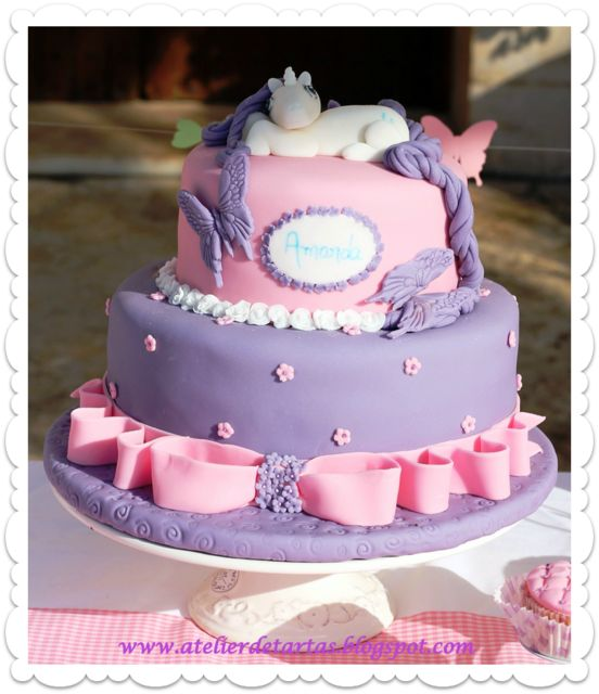 Cool My Little Pony cake #cake #mylittlepony