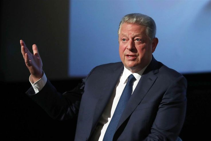 """Al Gore blasted Donald Trump for his decision to pull out of the Paris Accords. He thought he could get away with using fake news to make Trump look bad. But he was caught red handed telling a massive lie. Gore falsely claimed Trump was defying the will of the American people by withdrawing the United States from Barack Obama's global warming agreement. But polls showed very few Americans feel battling so-called """"global warming"""" is a high priority. Michael Bastasch wrote at The Daily Caller…"""