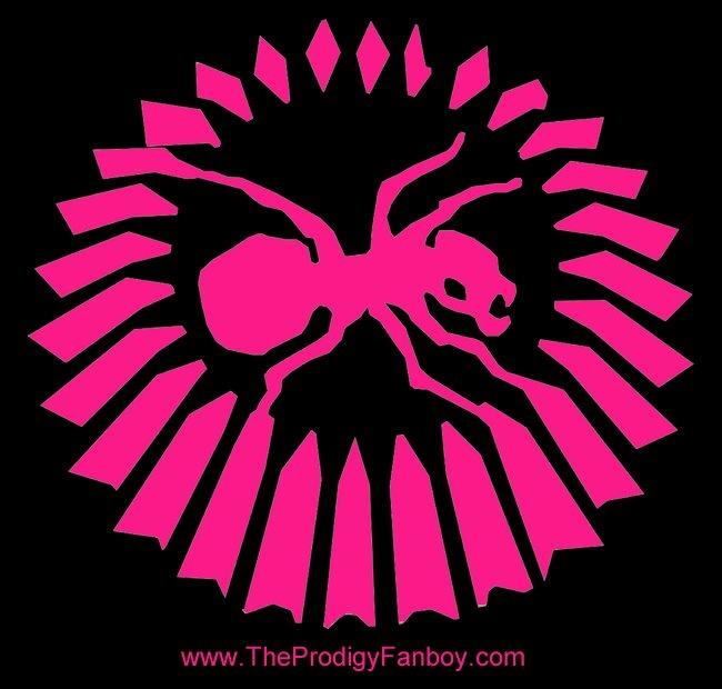 The Prodigy Fanboy BGAT era logo.