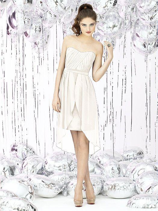 Social Bridesmaids Style 8120    #wedding #reception #dress