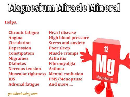 Best 25+ Best magnesium supplement ideas on Pinterest | Magnesium ...