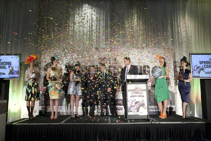 The 2012 Spring Racing Carnival starts with a bang!