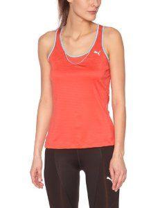 Intéressé(e) par les vêtements de running ? Profitez de nos promotions femme de -20% à -50%*. Visitez également notre boutique Course à pied.  Puma Core Complete Running Débardeur femme