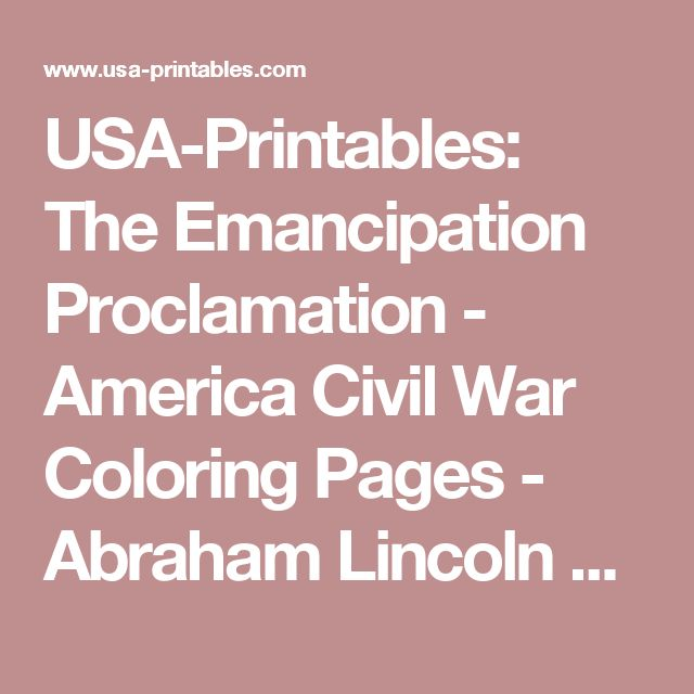the effects of abraham lincolns emancipation proclamation on the economy of the south Why did abraham lincoln sign the emancipation proclamation what effect did the emancipation proclamation the south in addition, the proclamation also.