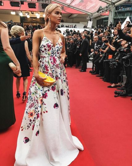 Maffashion w sukni Corizzi na Festiwalu Filmowy Cannes 2017