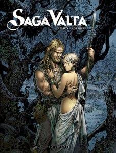Saga Valta, tome 1 de Dufaux et Aouamri