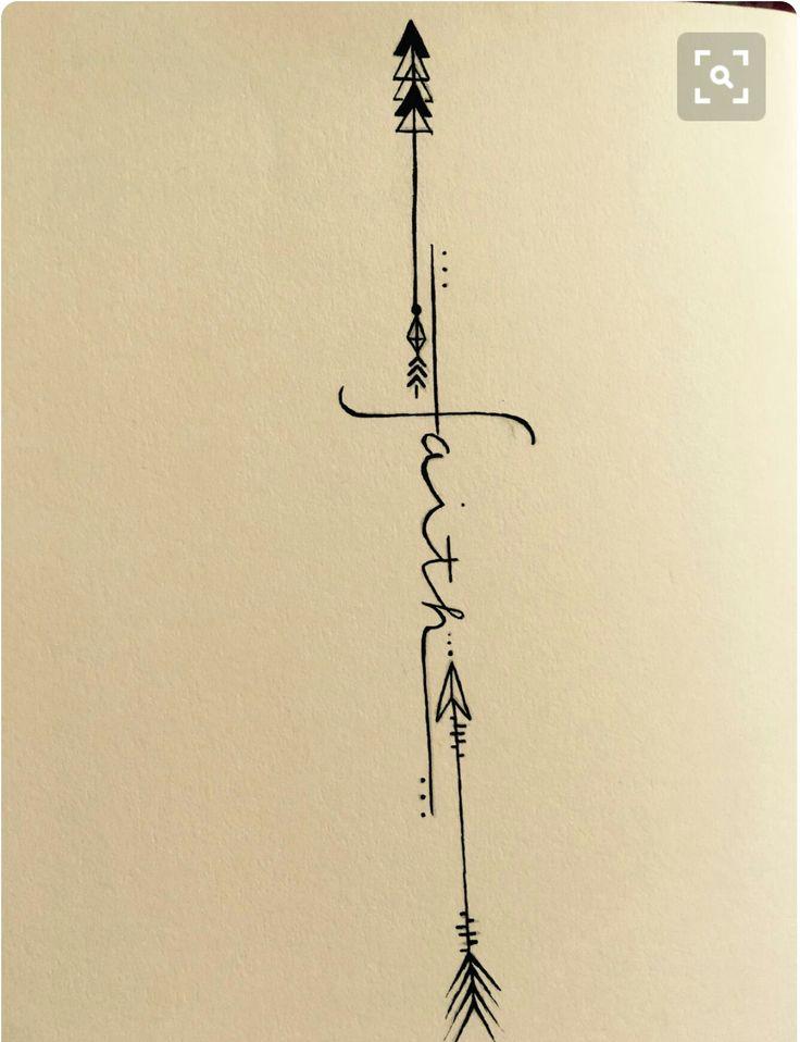 Faith arrows