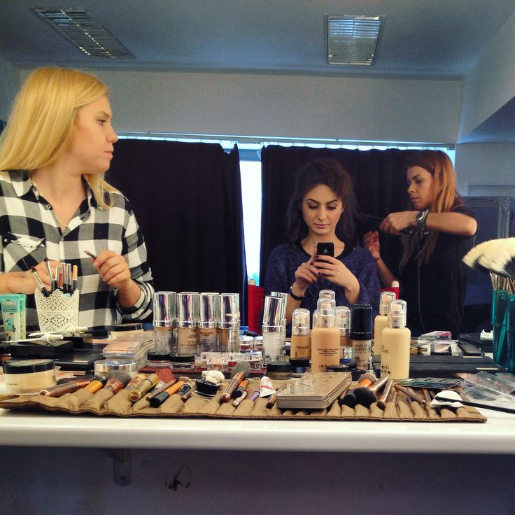 Make up loading