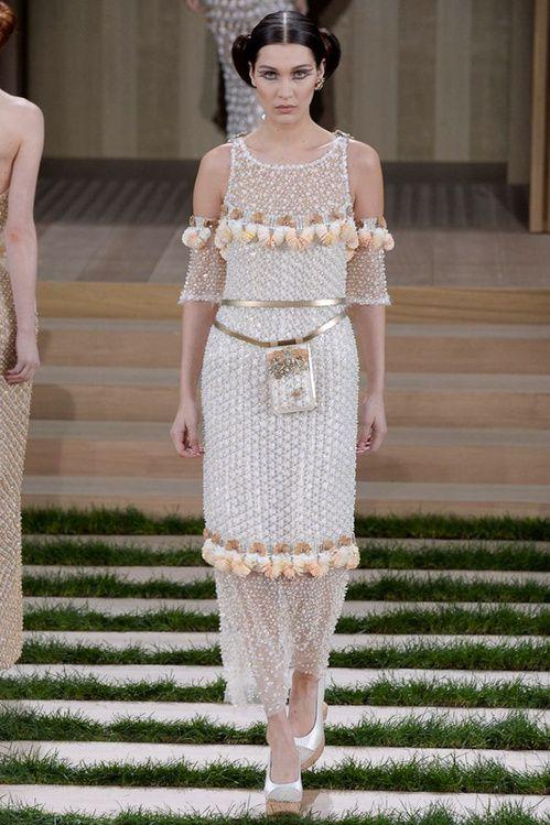 Model stars at Chanel | Vogue Paris