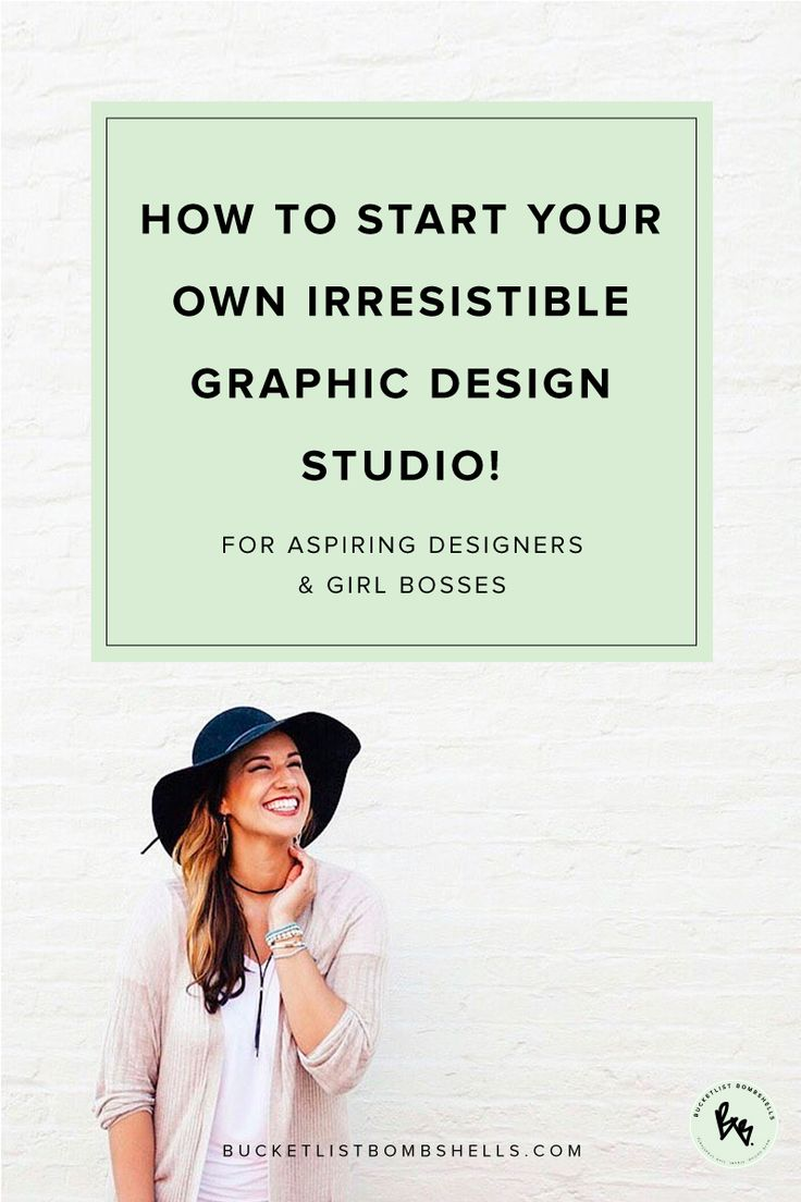 How to Start Your Own Irresistible Graphic Design Studio with Amber Brannon Design