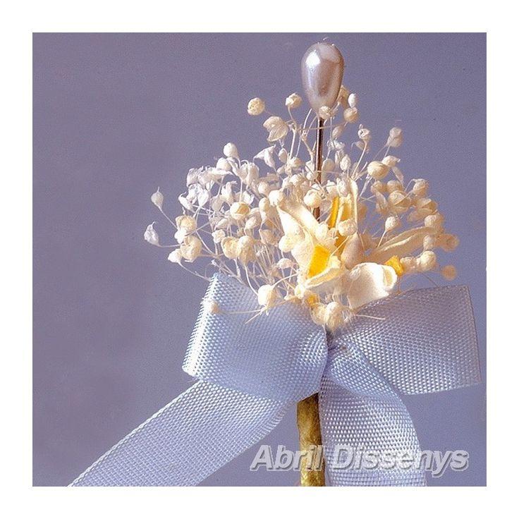 15 best Alfileres de Boda con Flores Secas images on Pinterest Dry - flores secas