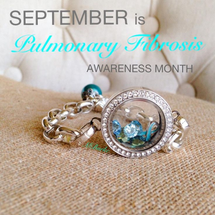 September is Pulmonary Fibrosis Awareness Month