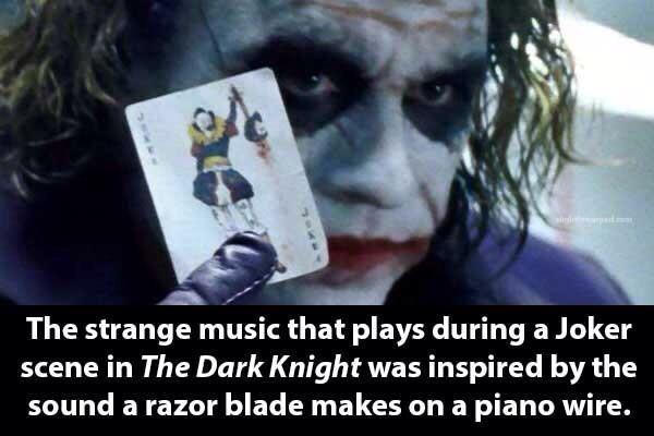 the joker information