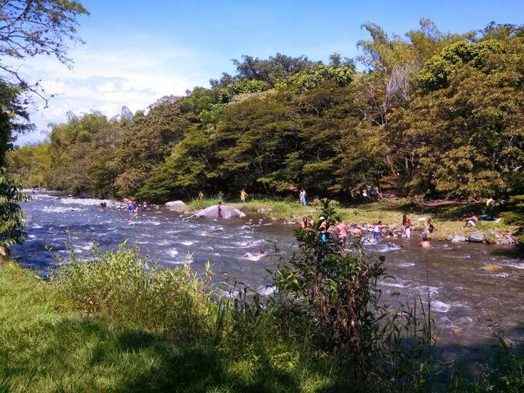 Rio Pance- Cali, Colombia