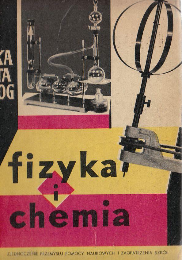Fizyka I Chemia Katalog Pomocy Naukowych Opis Tani 6811709275 Oficjalne Archiwum Allegro