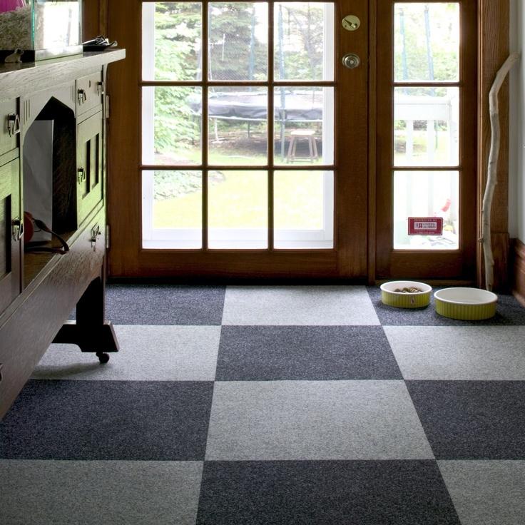 Working Class  FLOR  Color: Dark Grey  $8.99/ Tile