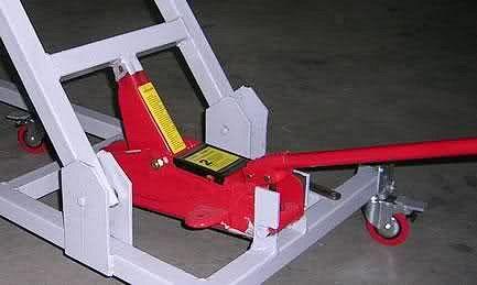 BRICO: Fabricación de un Elevador para Motos