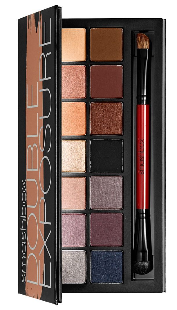 Hey Sephora Rouge Members, grab up the Smashbox Double Exposure Palette today! The Smashbox Double Exposure Palette ($52) is filled with 14 Smashbox Eyesha