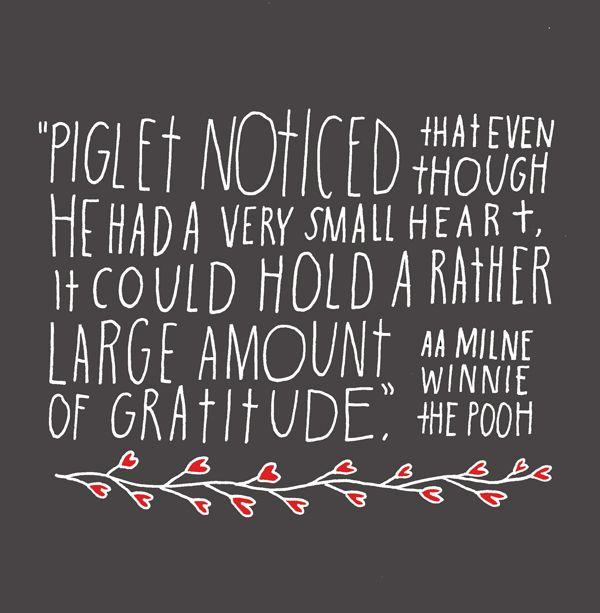 Love piglet. Cute