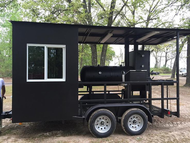 Custom Smokers, BBQ pits and BBQ Trailers from East Texas Smoker Co.