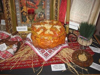 Discover how Orthodox Christian Serbians celebrate Christmas through a discussion of customs, recipes, and image galleries of a Yule Log burning and more.