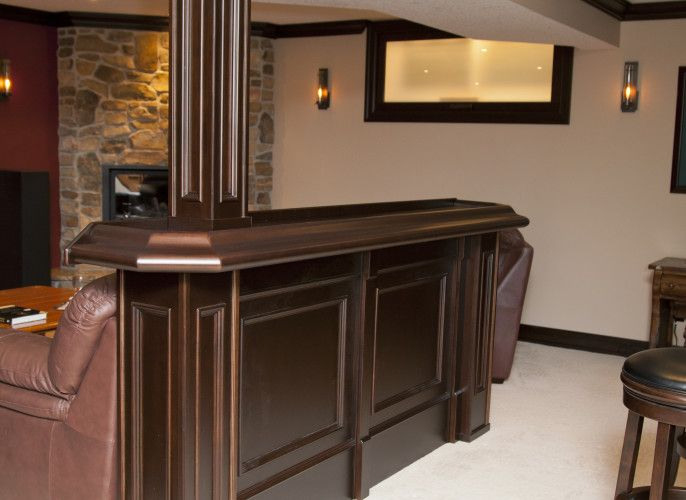 Best Of Build Custom Home Bar