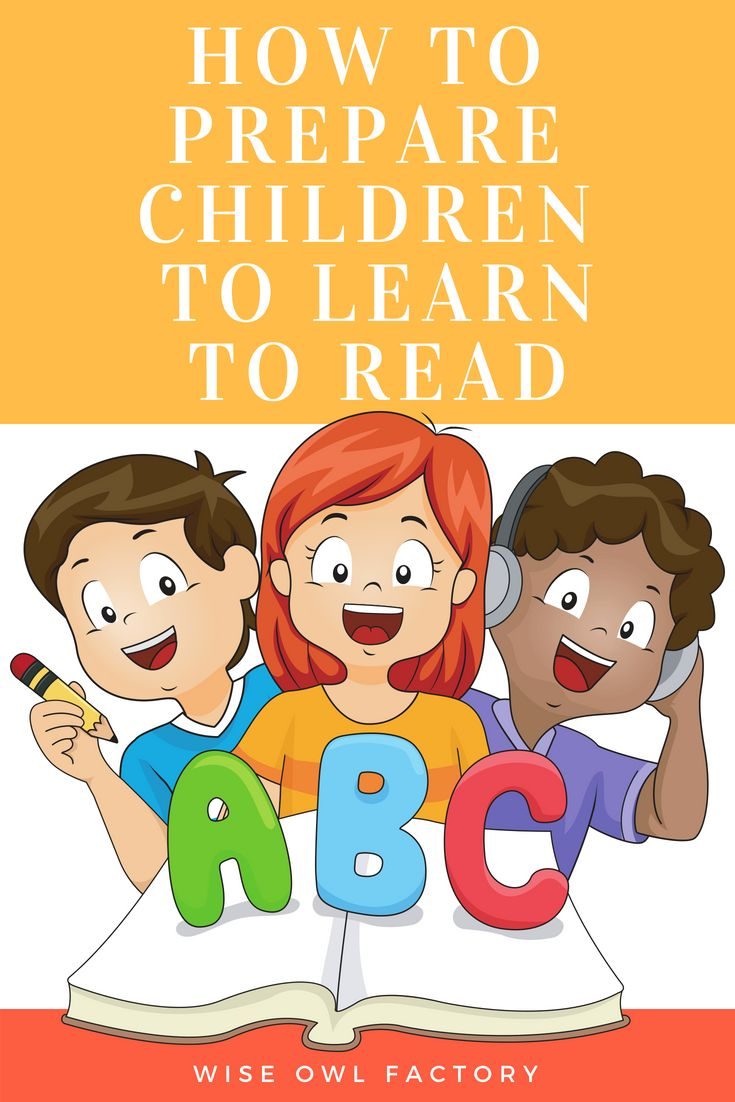 Prepare For Learning To Read In Kindergarten Kindergarten Reading Activities Learn To Read Homeschool Reading How to help child learn to read