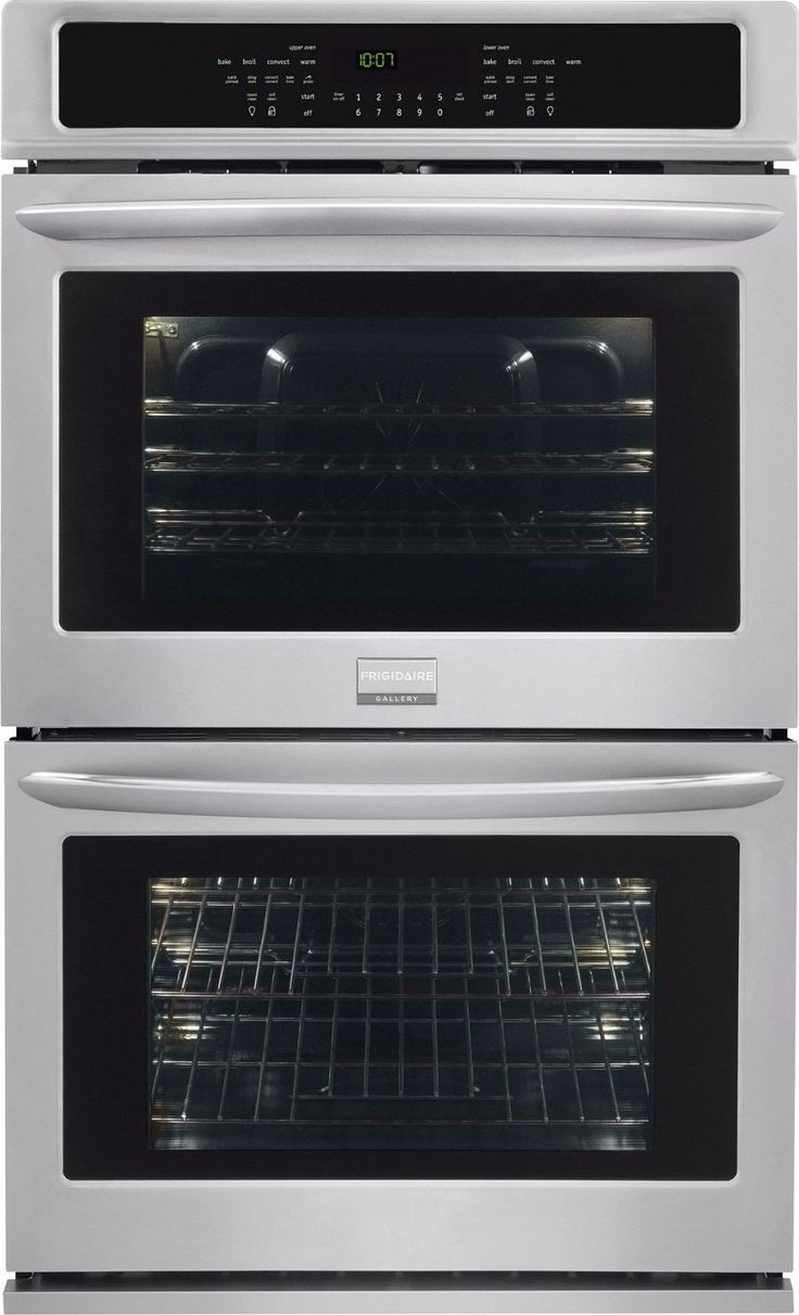 """Frigidaire FGET3065PF 30"""" Gallery Series Electric Double Wall Oven"""