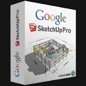 Google SketchUp Pro 8.0.4811 incl crack-serials Full Version