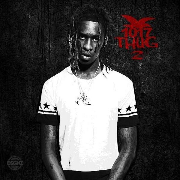 """""""1017 Thug 2"""" by Young Thug - Released: July 11, 2014 - >> https://soundcloud.com/1017thug2/sets/young-thug-1017-thug-2 <<"""