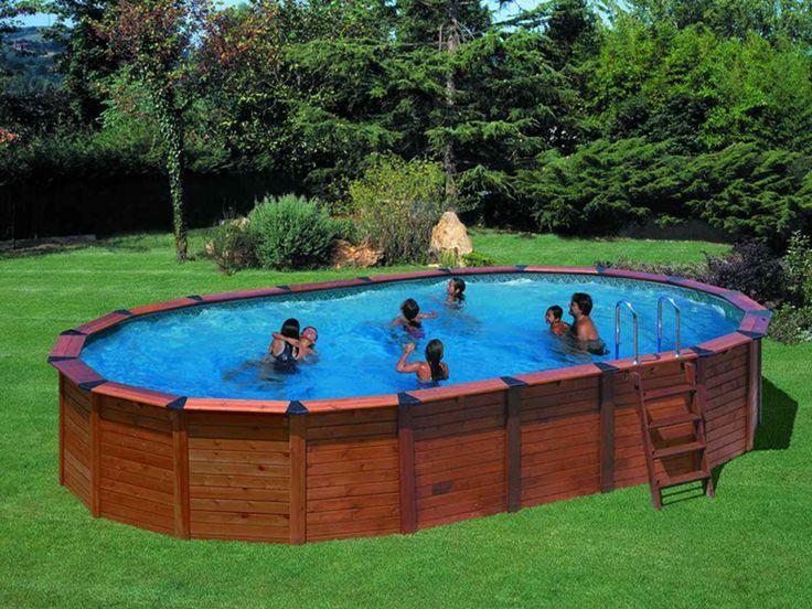 17 best ideas about piscine ovale on pinterest piscine for Kit piscine a enterrer