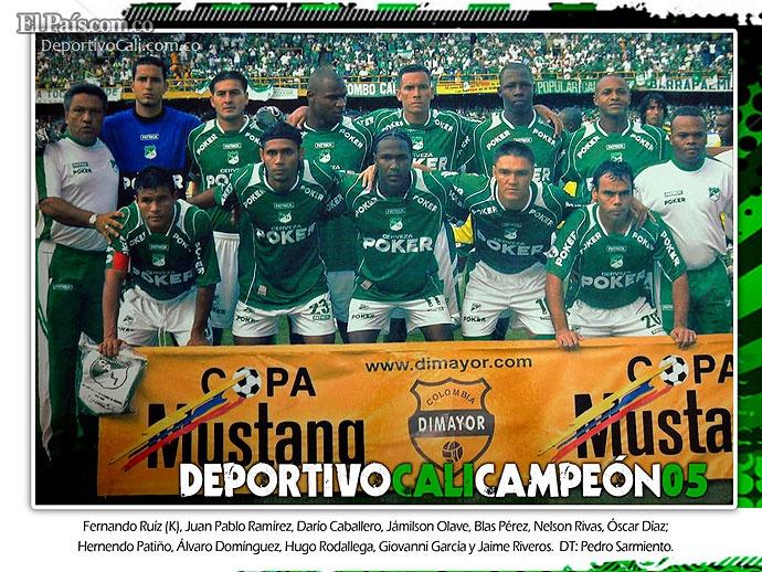 Deportivo Cali 100 Años - Campeon 2005