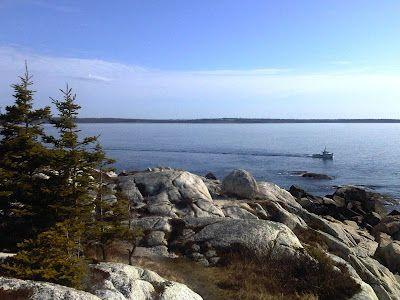 herring cove provincial park