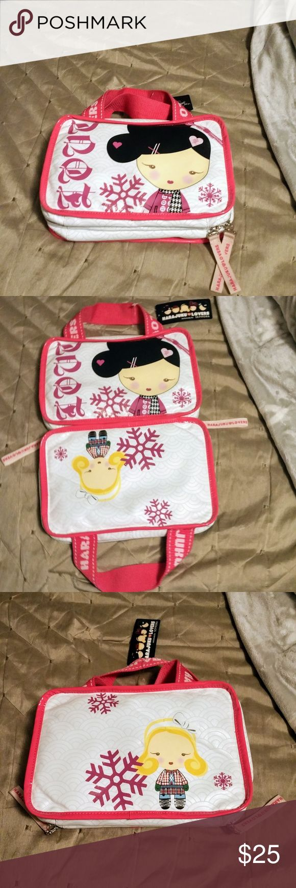 NWT! HARAJUKU ♥ LOVERS for Sephora – Bag So Cute! Brand New With Tags! Sephora…