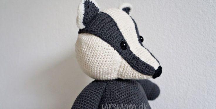 Das á la JellyCat (haakpatroon) – Dutch crochet pattern