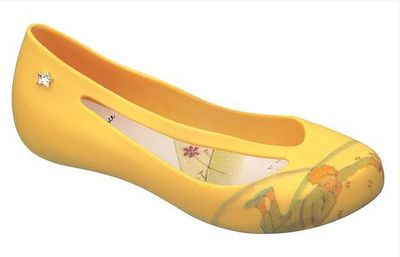 Le Petit Prince Shoes (Melissa Shoes: Stylish, Recyclable And... Plastic!)