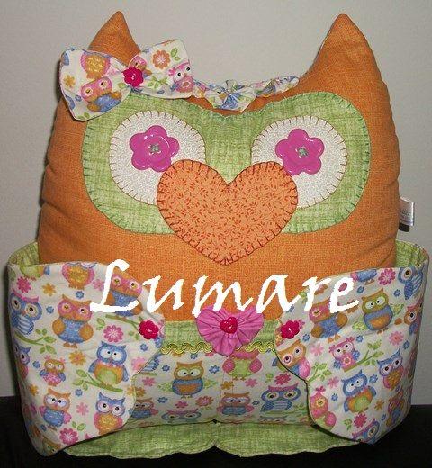 Almofada Coruja  R$ 85,00 vendas informações : deniselumare@gmail.com