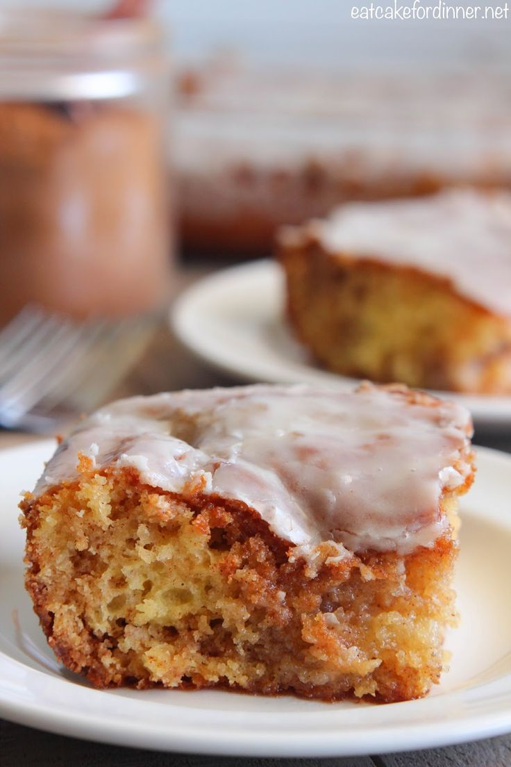 Eat Cake For Dinner: Honeybun Cake