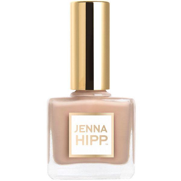 Beauty's Most Wanted Jenna Hipp Nudes Nail Polish, Sure Thing 0.35 oz... found on Polyvore featuring beauty products, nail care, nail polish and shiny nail polish