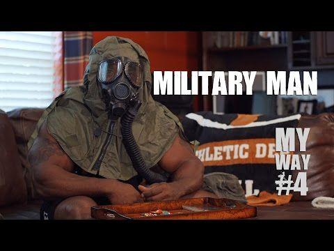 "Mutant TV: Johnnie O Jackson: My Way Ep#4 ""MILITARY MAN"""