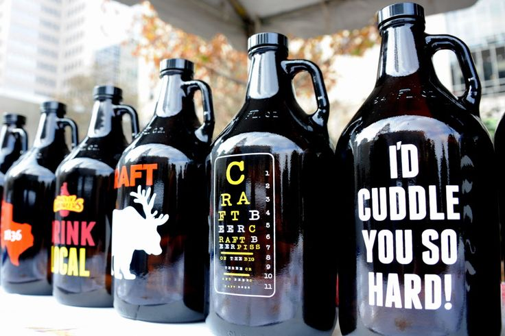 By Tina Danze The hopping Texas craft beer scene has led some locals to change their beer-buying habits. They're getting local brews to-go, straight from the tap, at growler filling…