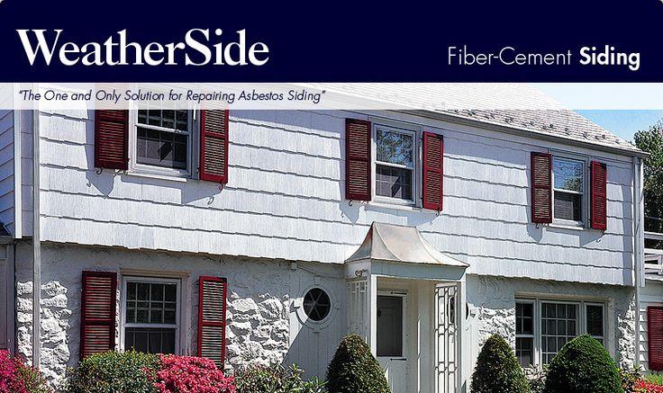 7 best fiber cement siding images on pinterest cement for Weatherside siding