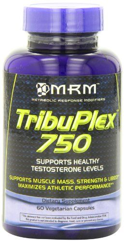 Dietary Supplement. Metabolic Performance Series. Supports normal testosterone levels naturally. Standardized to 70% Steroidal Saponins. Supports lean muscle mass & strength. Supports libido. TribuPle...