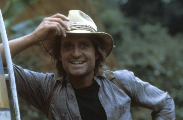 I can't help but love Michael Douglas from this period.