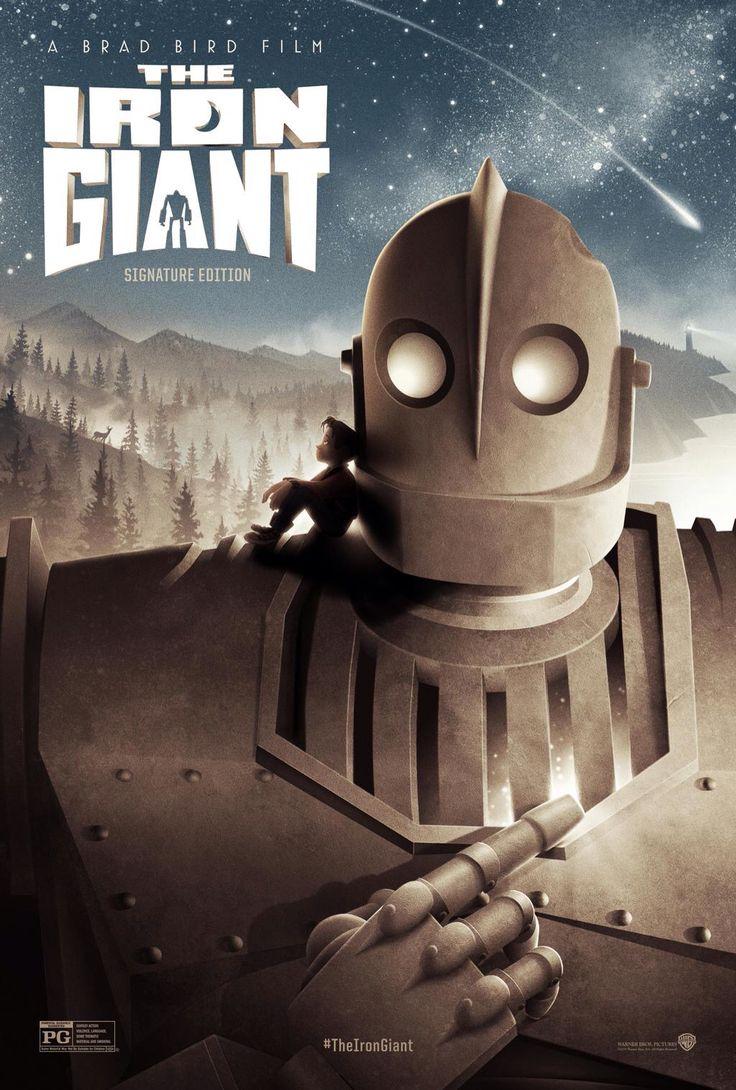 El Gigante de Hierro                                                       …