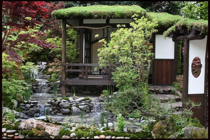 An alcove (Tokonoma) garden Sponsor(s): Ishihara Kazauyuki Design Laboratory Co., Ltd. / Cat?s Co., Ltd. /SEKISUI HIME Tokai Co., Ltd. / HB-101 / Jyutaro / Art grage /Designer(s): Kazuyuki Ishihara A garden design based on the alcove of a traditional Japanese tatami room. Designer Kazuyuki Ishihara says: The alcove Tokonoma room is the quintessential Japanese living space  within the home complete with Tatami flooring and distinctive Japanese  styling.