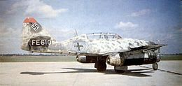 Messerschmitt Me 262 - Wikipedia, the free encyclopedia