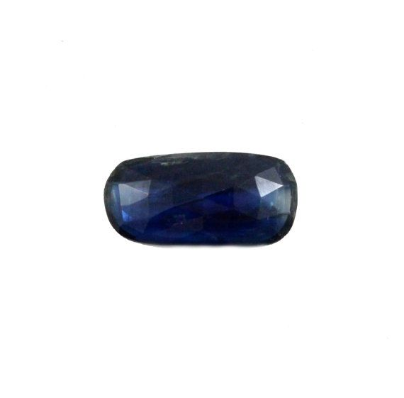 Blue Kyanite fancy rose cut 5.44 carat by SARAHHUGHESfinegems