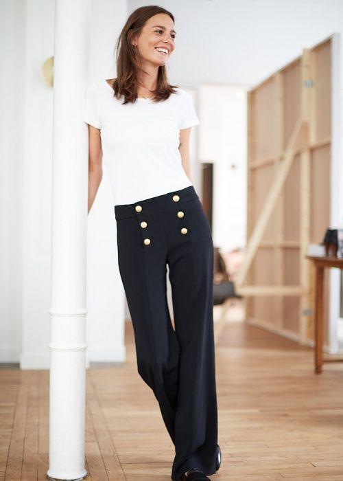 mode pantalon femme hiver 2017. Black Bedroom Furniture Sets. Home Design Ideas