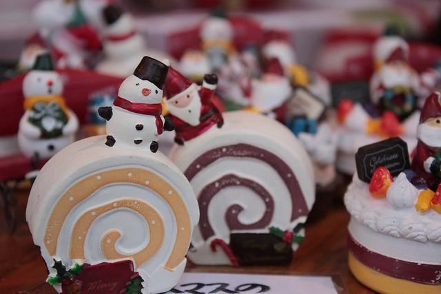 クリスマスオーナメント by iyoupapa, via Flickr
